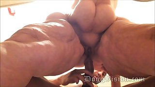 Anal Wife GILF 56y Nearby Hips BBW Amber Connors