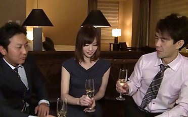 Asian wife Airi Suzumura is great presently it comes to sharing her